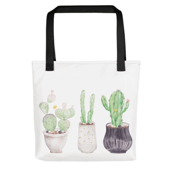 succulent gift guide tote
